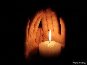 Гадание при свечах