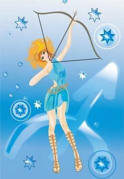 гороскоп для знака Зодиака  Стрелец на июнь 2013 года