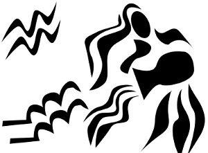 гороскоп на октябрь 2013  для знака Зодиака Водолей