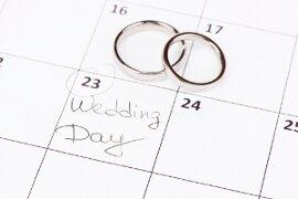 как выбрать день свадьбы