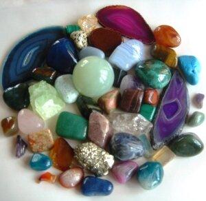 Камни-талисманы
