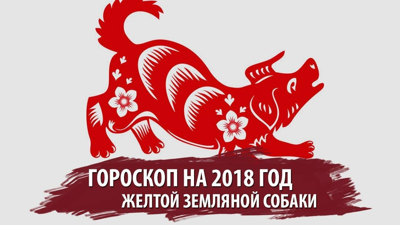 Гороскопы на 2018 собака
